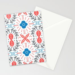 Poster Background | Clothing Pattern Design Stationery Cards