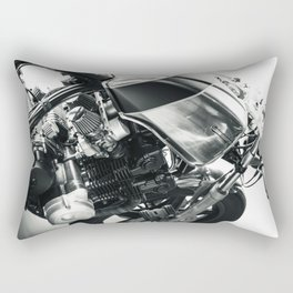 Coffee Racer Rectangular Pillow