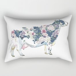 Rosie the Cow Rectangular Pillow