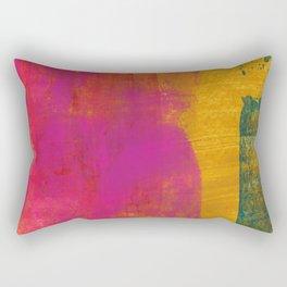 Abstract No. 393 Rectangular Pillow