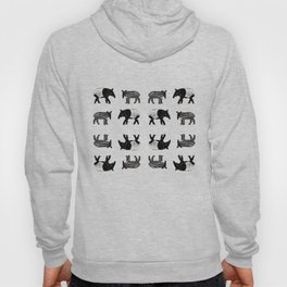 Dance of the Tapirs Hoody