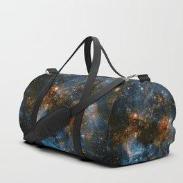 Galaxy Storm Duffle Bag