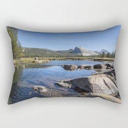 Tuolumne River and Meadows, No. 1 Rectangular Pillow