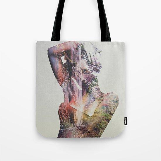 Wilderness Heart I Tote Bag