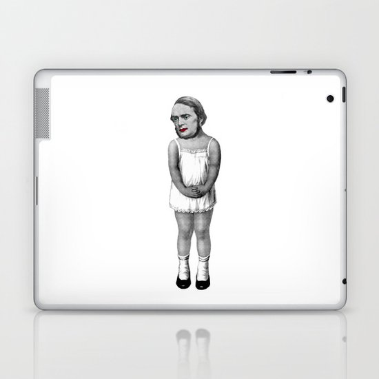Untitled man Laptop & iPad Skin