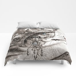 Cata Hari Comforters