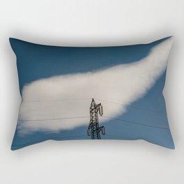 Absent minded Rectangular Pillow