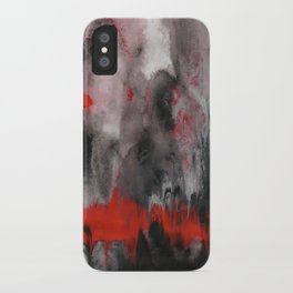 Abstract Acrylic 2 iPhone Case
