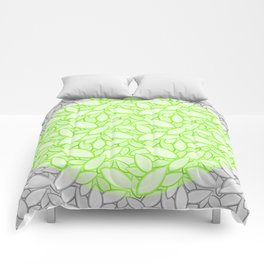 Rice-pattern2 Comforters