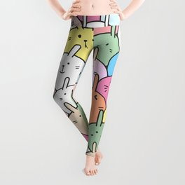Kawaii Usagi Leggings