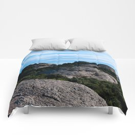 On the Edge Comforters