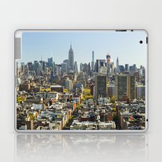 New York City from Tribeca. Laptop & iPad Skin