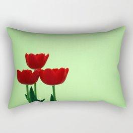 Tulipanes Rectangular Pillow