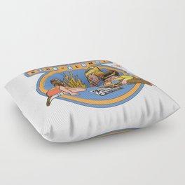 DEVIL'S MUSIC SING-ALONG Floor Pillow