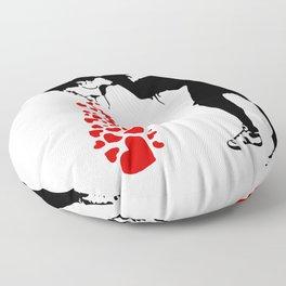 Lovesick - Banksy, Streetart Street Art, Grafitti, Artwork, Design For Men, Women, Kids Floor Pillow