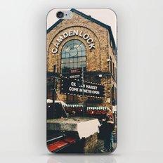 Camden Lock iPhone & iPod Skin