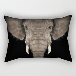 Elephant Sym Rectangular Pillow
