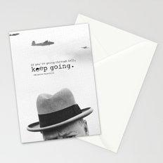 Churchill Stationery Cards