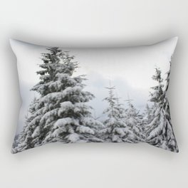 Winter Zauber 1 Rectangular Pillow