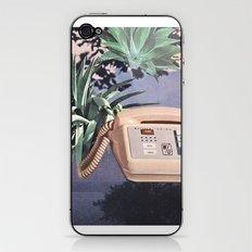 Late Nite Phone Talks iPhone & iPod Skin