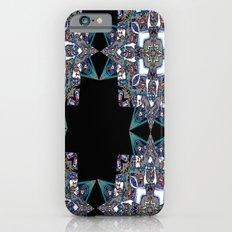 Internal Kaleidoscopic Daze-15 iPhone 6s Slim Case
