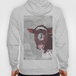 A Cow Named Frosty Hoody