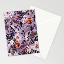 Crocus Petal Stationery Cards