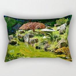 SF Japanese Tea Garden Study 1 Rectangular Pillow