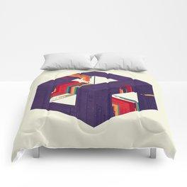Portal Study Number 2 Comforters
