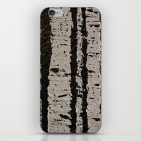 arya stark iPhone & iPod Skins featuring Stark by Maddy Knuth