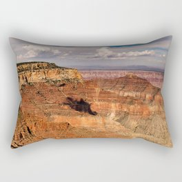 North_Rim Grand_Canyon, Arizona - III Rectangular Pillow