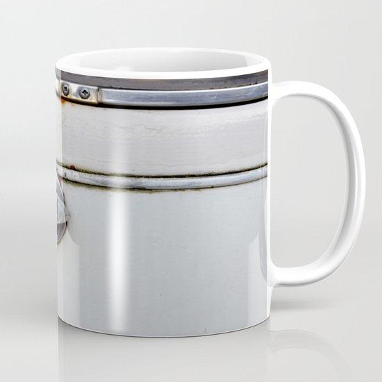 Rusty door Mug
