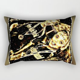 Brothers 01: Prince Titian & Prince Tyme 01 Rectangular Pillow