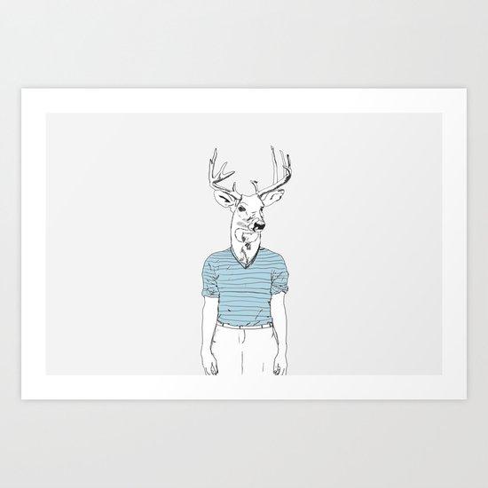 Wild Nothing I Art Print