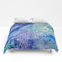 Water Scarab Fossil Under the Ocean, Environmental Comforters