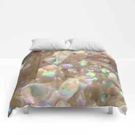 Unicorn Horn Aura Crystals Comforters