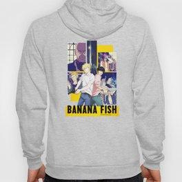 Banana Fish Hoody