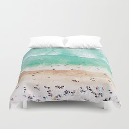 Beach Mood Duvet Cover