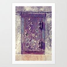 little door Art Print