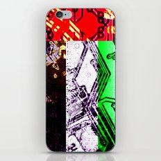 circuit board united arab emirates (flag) iPhone & iPod Skin