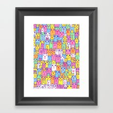We Heard You're 40 And Single Framed Art Print