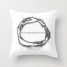 thorns Throw Pillow