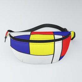 Mondrian #38 Fanny Pack