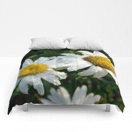 Rain Kissed Daisy Duo Comforters
