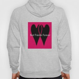 Best Friends Forever jGibney The MUSEUM Gifts society6  Hoody