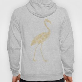 FLAMINGO SILHOUETTE WITH PATTERN Hoody