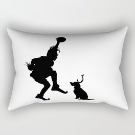 #TheJumpmanSeries, The Grinch Rectangular Pillow