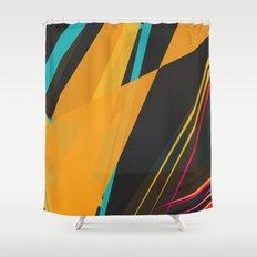 Linez Shower Curtain