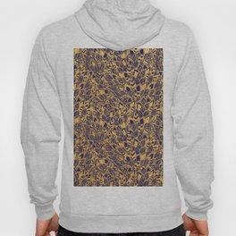 Golden Floral Hoody