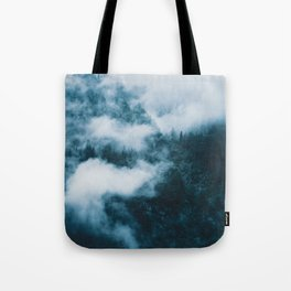 Embracing serenity - Landscape Photography Tote Bag
